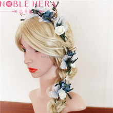 Happy Birthday Event Decoration Tiara With Craft Gift For Women Hair