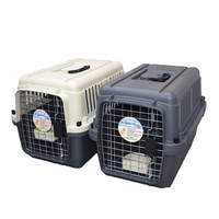 New Arrival High Quality Top Open Pet Carrier Air Transportation L80 Foldable