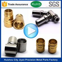 Custom Aluminum,Brass,Stainless Steel Mobile Hardware Components ISO Passed