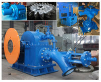 hydro power plant/ water turbine generator for power plant