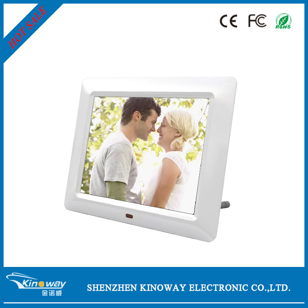 "Customize 7"" 8"" 10"" 12"" 15"" 18.5"" inch digital photo frame advertising promotion 7 Inch Gift Digital Photo Frame"