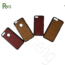 Newest hot wood cell phone case for iphone X can OEM logo for iphone X wood cover