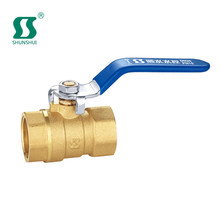 magnetic brass valve 3 way ppr ball