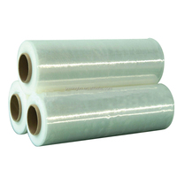custom printed lldpe shrink stretch film for factory use