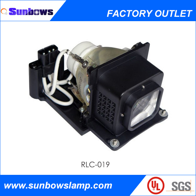 Sunbows replacement projector lamp with Housing For VIEWSONIC PJ678 Projector RLC-019