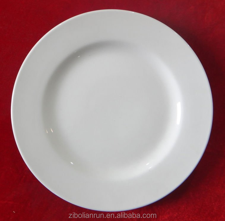 high quality superwhite porcelain <strong>plate</strong>, porcelain <strong>plate</strong> for hotel and restaurant, round porcelain dinner <strong>plate</strong>