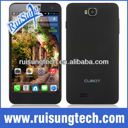 New 5 Inch FHD Screen Cubot T9 MTK6589T 1.5GHz Android phone 1GB RAM 16GB ROM 13.0Mp Camera 3G Multi Language