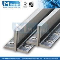 T89 fishplate elevator part fishplate for elevator guide rail