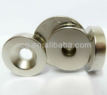 Powerful sintered ndfeb magnet
