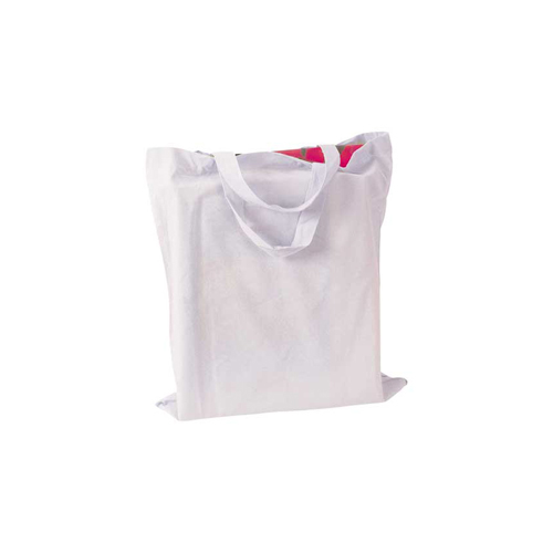 Manufacturer custom standard size cotton canvas tote bag