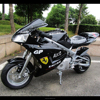 110cc petrol mini bike for sale(SHPB-025)