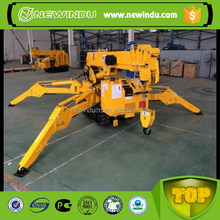 1ton mini crawler crane spider crane conventional 3t mini spider crane