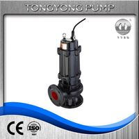 submersible pond sewage pump fish centrifugal industrial water pumps for sale