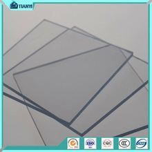 Solar Control Ability Color Polycarbonate Solid Sheet