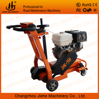 flexible moved concrete grooving machine,concrete groove cutter(JHK-150)
