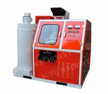 AUPU AP-400B factory best price Scrap wire and cable recycling granules Copper and plastic granulating Machine