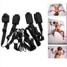 Bed Restraints sex Bondage Restraints Toy Fetish Kit Love sex Hand Ankle Adult Games Erotic sexy Toys sex Products for Couples