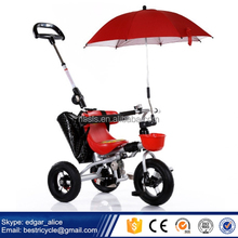 Factory Supply High Quality Steel Frame Children Tricycle Baby Tricycle