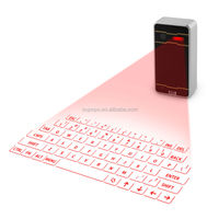 New arrive wireless virtual wireless laser tablet keyboard for mobile phone