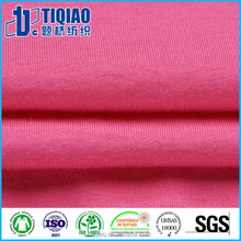 32S cotton lenzing modal knit fabric for t shirt in jersey