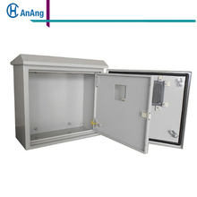 Waterproof Cold Rolled Sheet Steel Metal Enclosure For Electronics