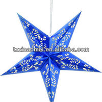 Wholesale Paper Star With Different Mixed