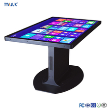 "49"" multi interactive touch screen conference table, bar table"
