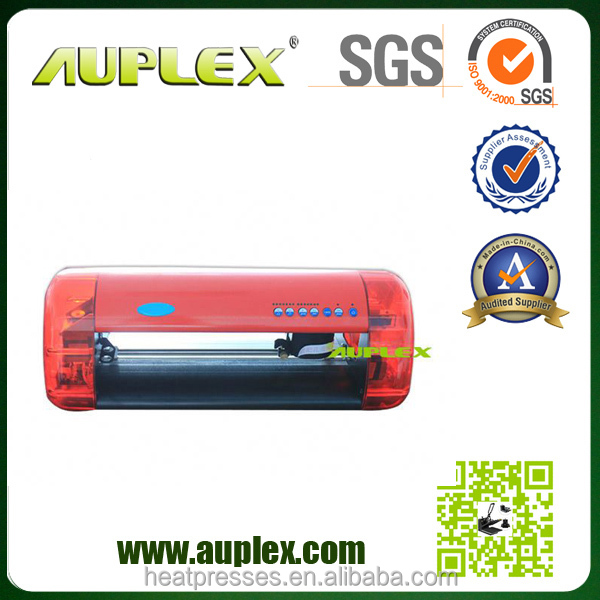 Popular style pvc pu vinyl printer plotter cutter with Infrared laser location