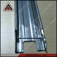 Metal Framing Channel Zinc Galvanized Steel