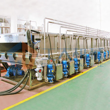 CE Bactericidal spray machine for beverage bottles and cans