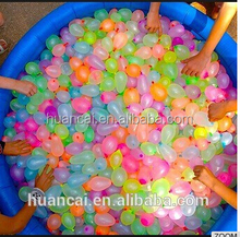 Hot Selling 100 Pcs Can Fill With 1 Minute Water Balloon Price For Water Game