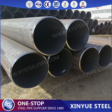 api 5l nace 0175 large diameter submerged arc welded pipe for waste gas and water