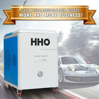 HHO Car carbon cleaning used car engines