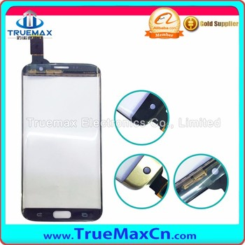 New Arrival Phone Parts for Samsung Galaxy S7 Edge Digitizer Without Polarized Light