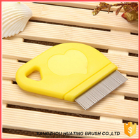 Pet groomer dog grooming tool dog grooming brush and comb kit