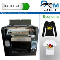 2015 new model use rip software for dtg printer to save more ink