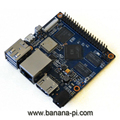 BPI-M2+ BPI M2 Plus H3 quad cord single board computer power than Orange PI
