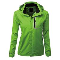 Top quality women outdoor rain jacket women light weight outdoor jacket