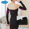 Hot saling Long compression arm sleeves beauty arm sleeves