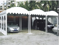 hot promotional outdoor car shed design car tent