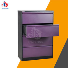 High Quality Office Furniture Godrej 4 Drawer Steel Filing Cabinet