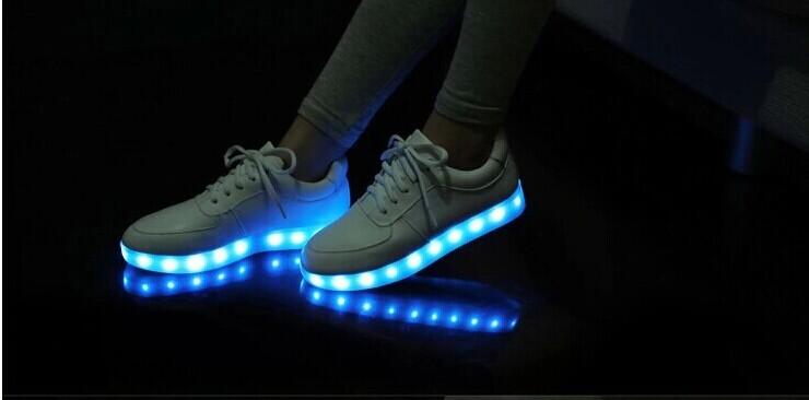 Fashion Adult Lighting Shoes Led Shoes Led Light Up Shoes ...