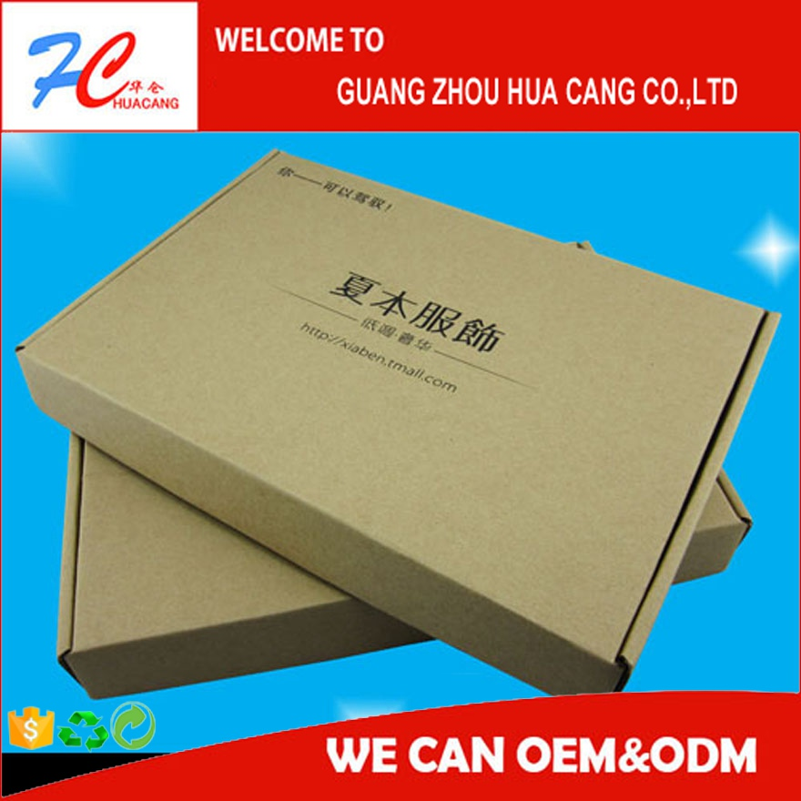 Factory price cardboard paper food packaging for cake box