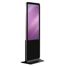 55 Inch Floor Standing LCD Advertising Display System