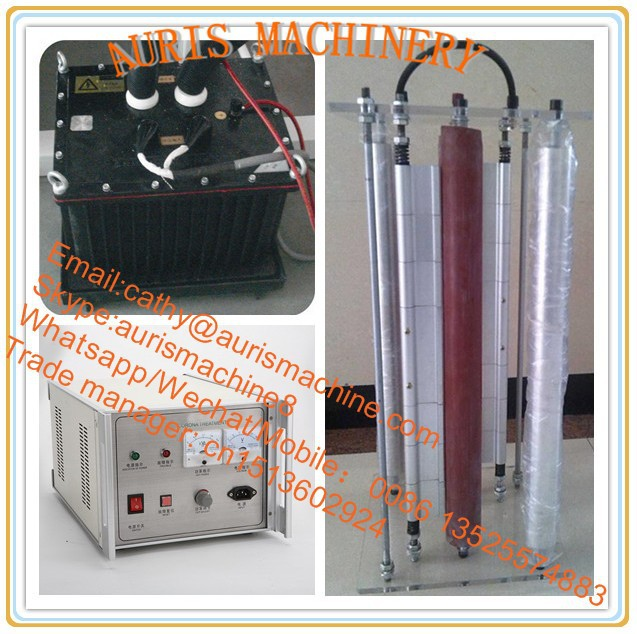 600mm treating width corona treatment equipment, corona processor for sale