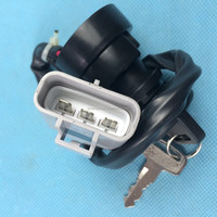 KEY IGNITION SWITCH FOR YAMAHA ATV YFM660 GRIZZLY 660
