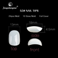 Fengshangmei Brand artificial nail design wholesales salon nails