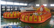 High quality commercial durable sea doo inflatable jet ski for sale good quality