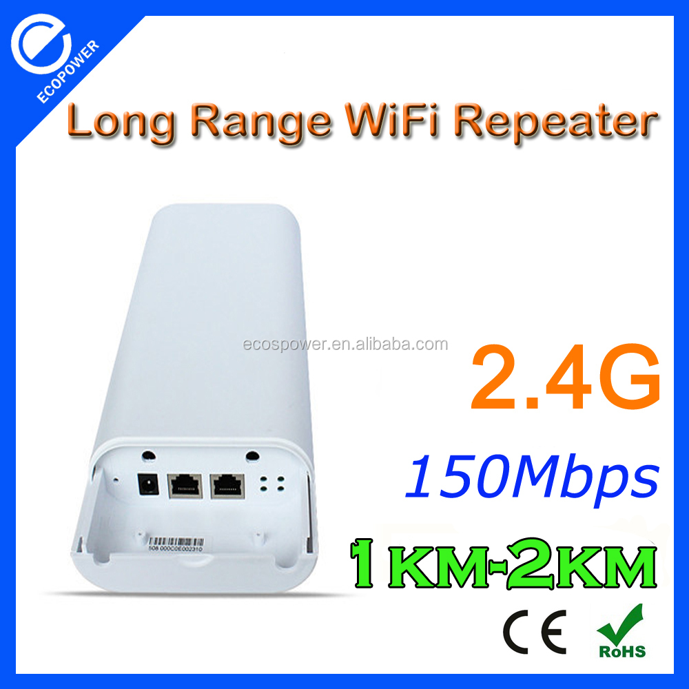 Wireless AP/Outdoor CPE/Network Bridge/Repeater/WIFI Signal Booster & Amplifier Reallink