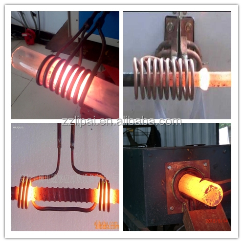 New Condition IGBT Induction Heating Metal Forging Machinery
